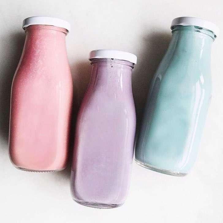latte fatto in casa