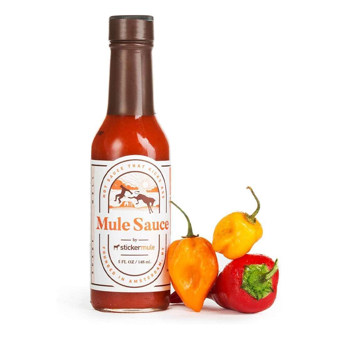 Salsa buona al peperoncino