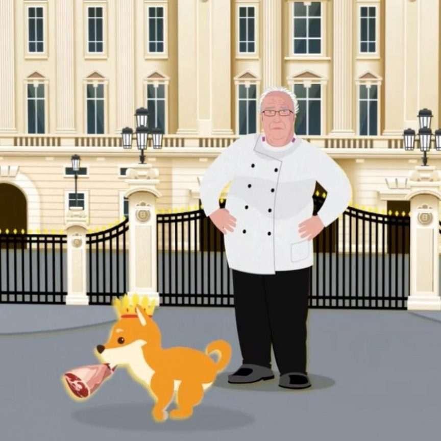 chef della regina