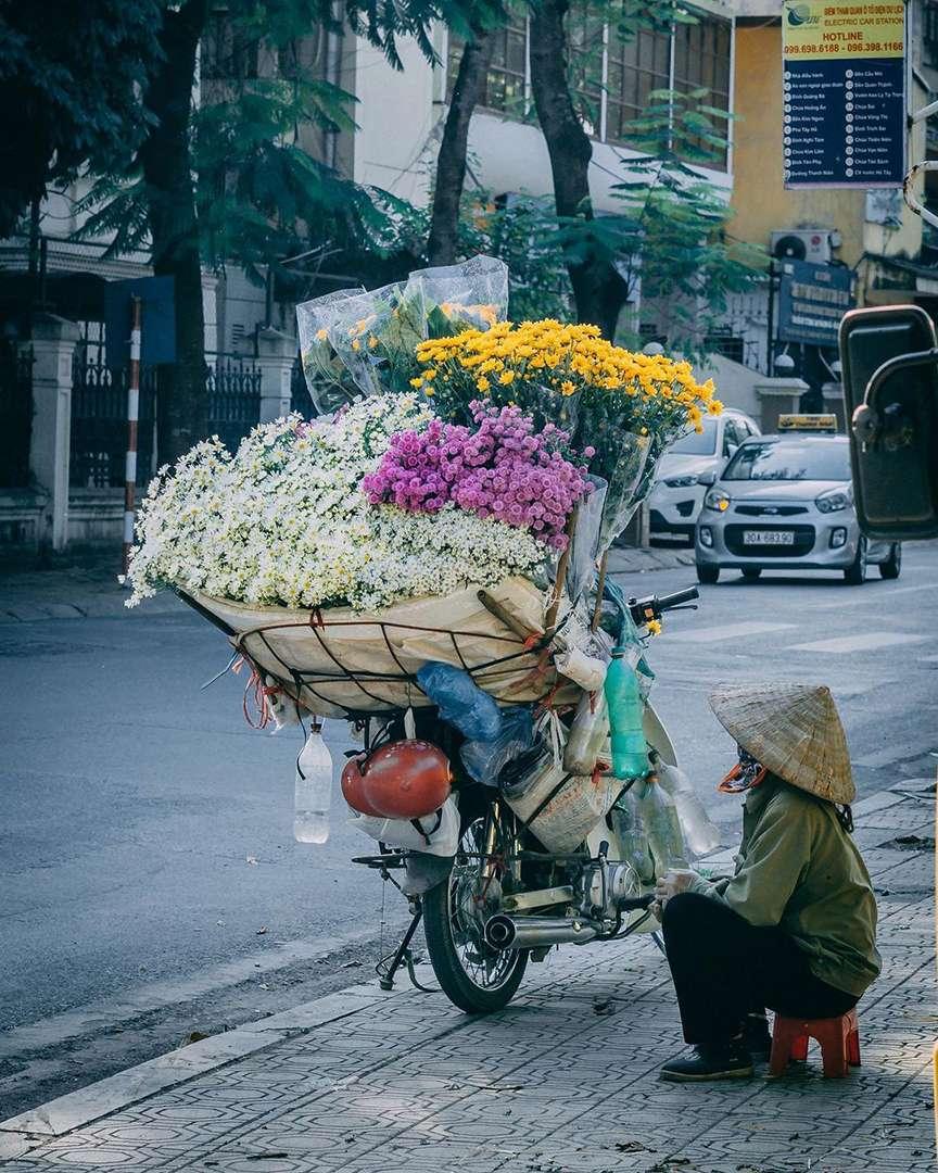 Curiosità Vietnam biciclette