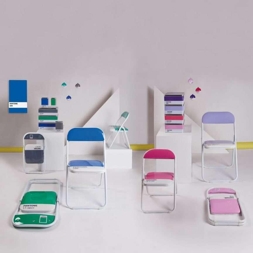 sedie pantone chair seletti