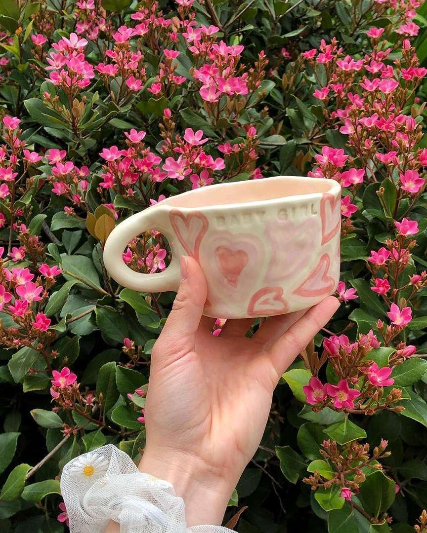 tazza ceramica artigianale