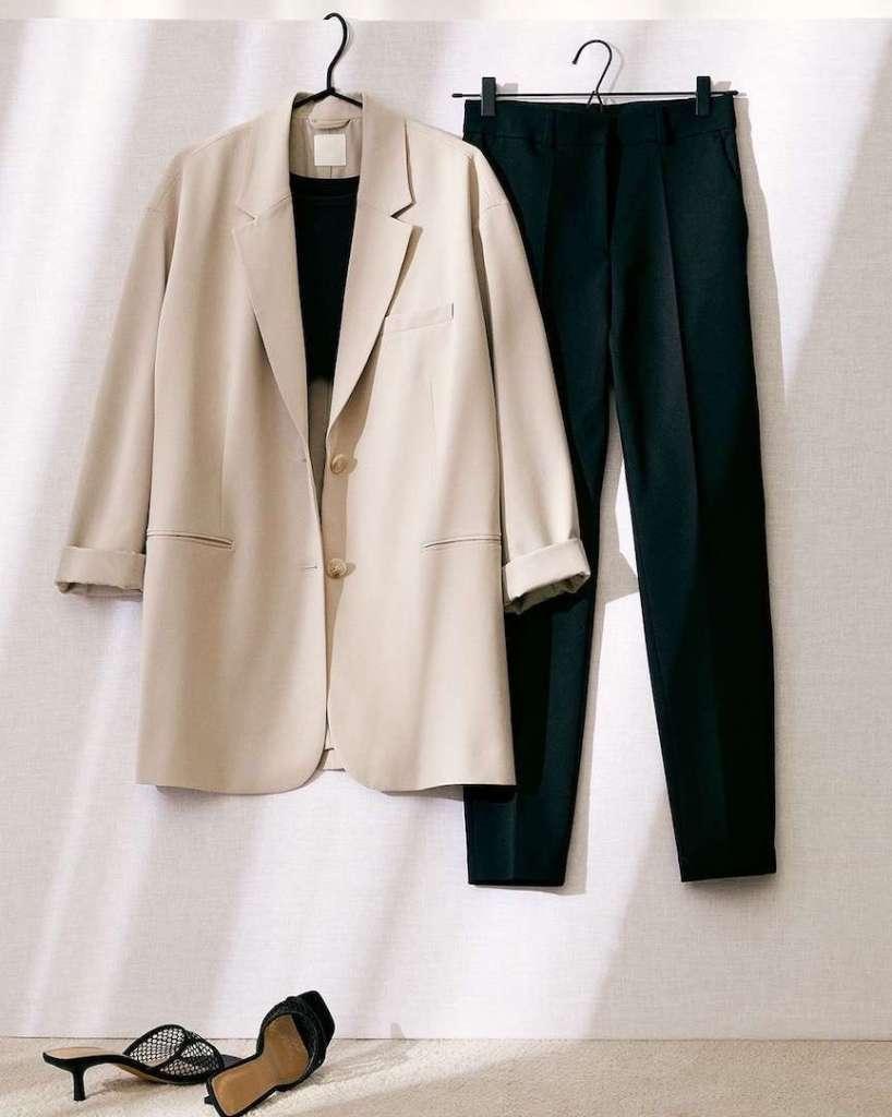 blazer moda