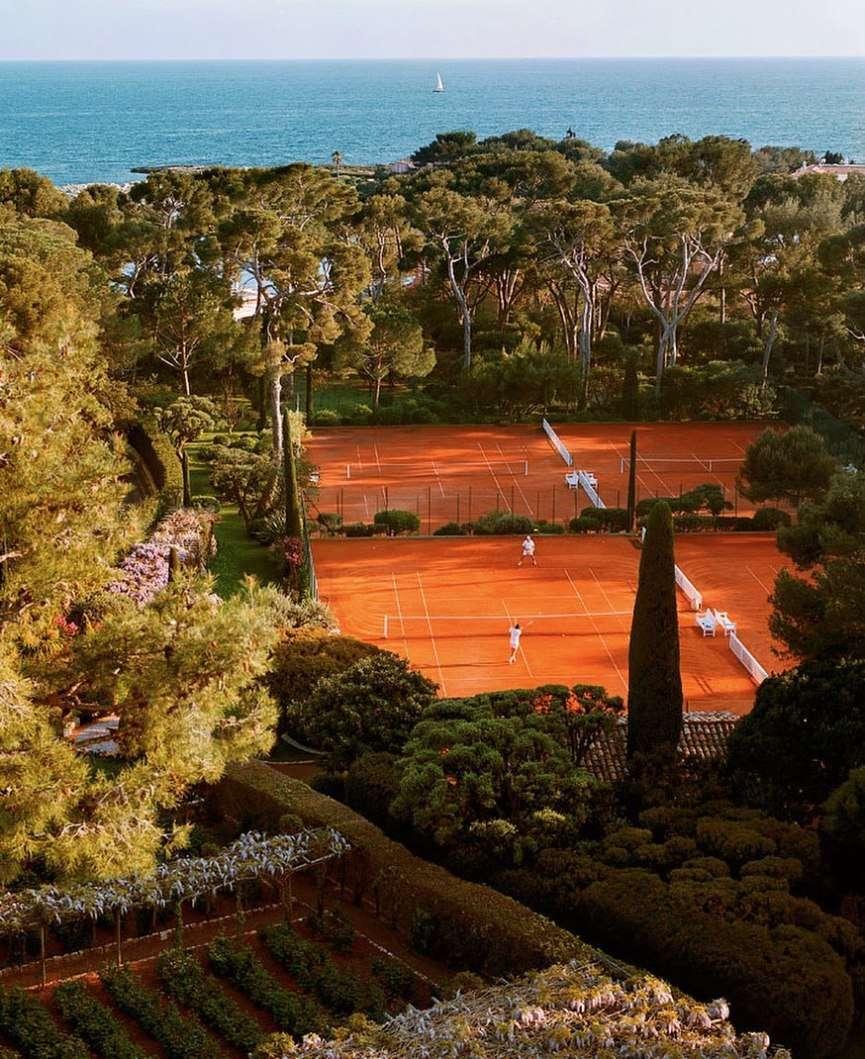 campi da tennis ad antibes