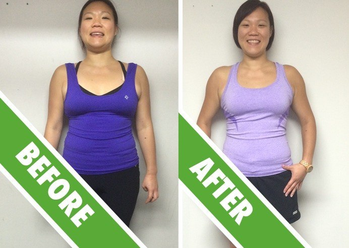 Personal Training Sydney - Weight Loss Client Peter