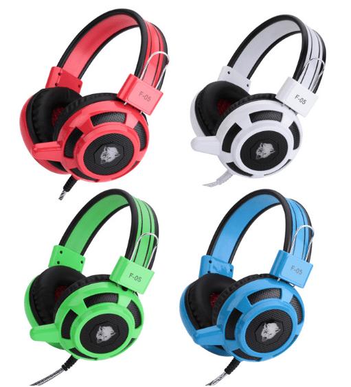 Headphone HY F05