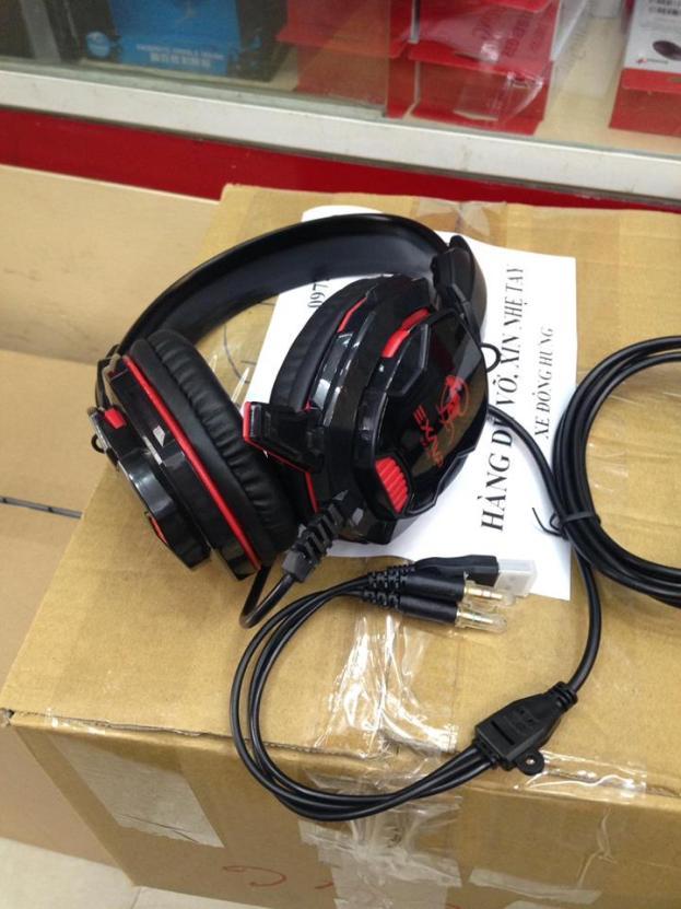 Headphone EXAVP Gaming EX220 Led - 3