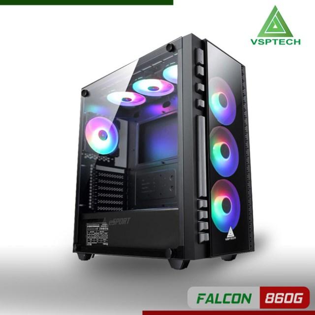 Vỏ thùng Case Vision VSP Falcon 860G chính hãng