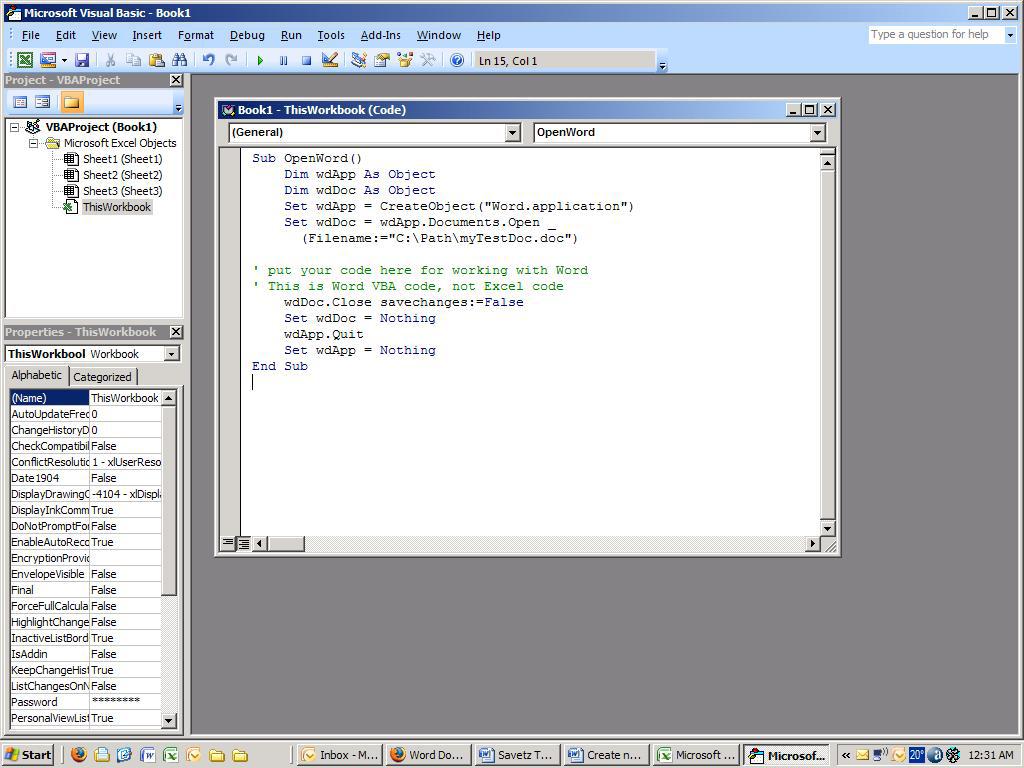 Vba Worksheetfunction Z Len