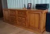 mediniai baldai