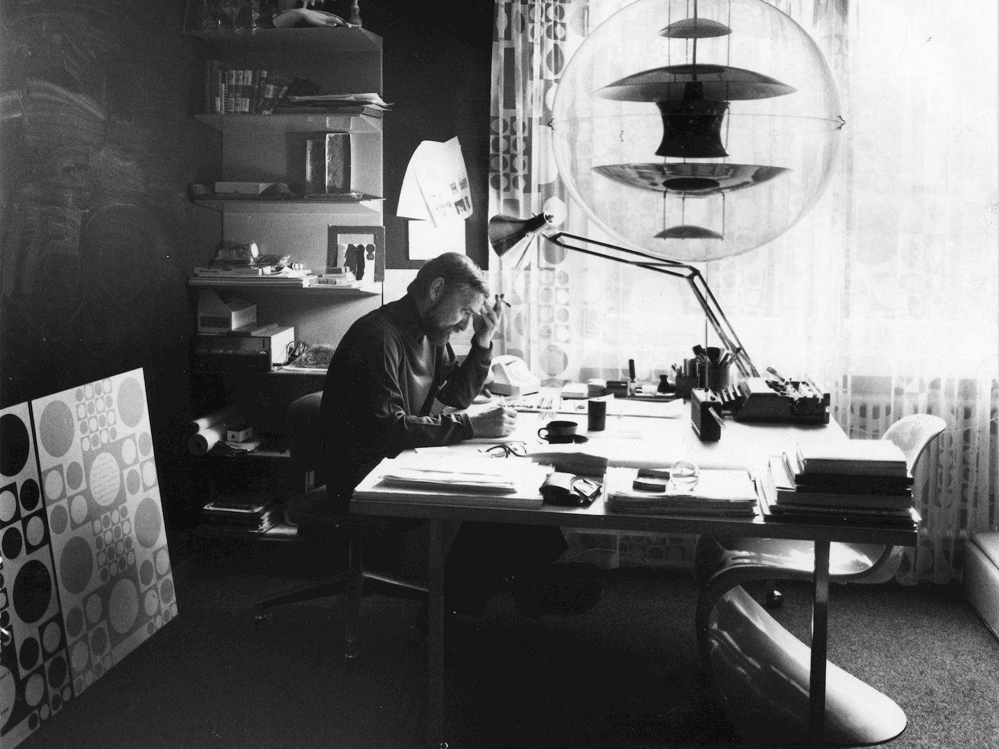 Vitra At Work With Verner Panton