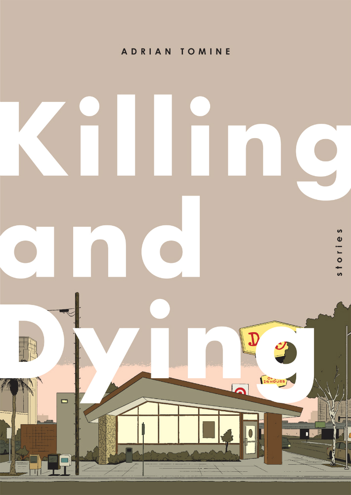 Killing and Dying.: o novo quadrinho de Adrian Tomine