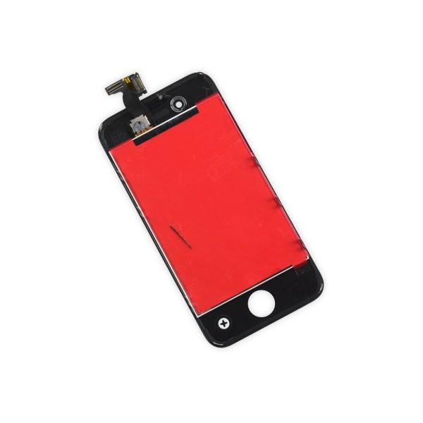 Acheter ecran iPhone 4 noir pas cher