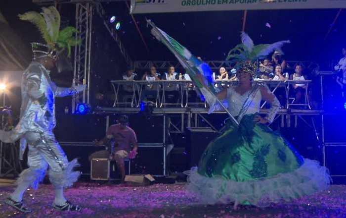 Unidos da Liberdade é campeã do Carnaval de Campina Grande