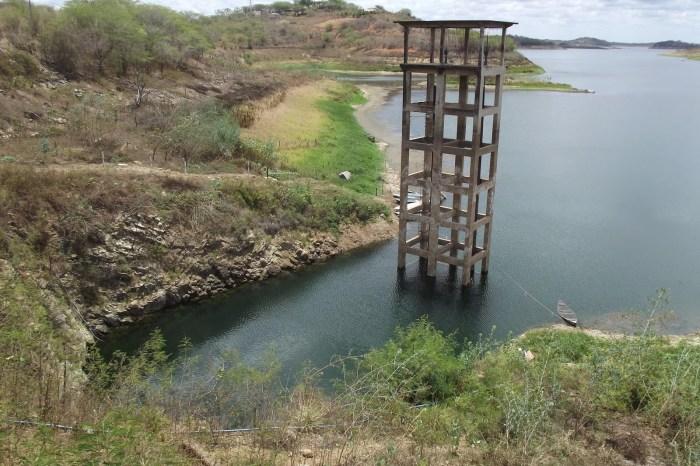 Açude de Boqueirão sobe mais de 2 milhões de m³ durante o mês de janeiro