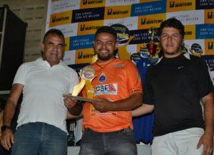 Vice-prefeito de Monteiro prestigia decisão do Campeonato Monteirense de Futsal