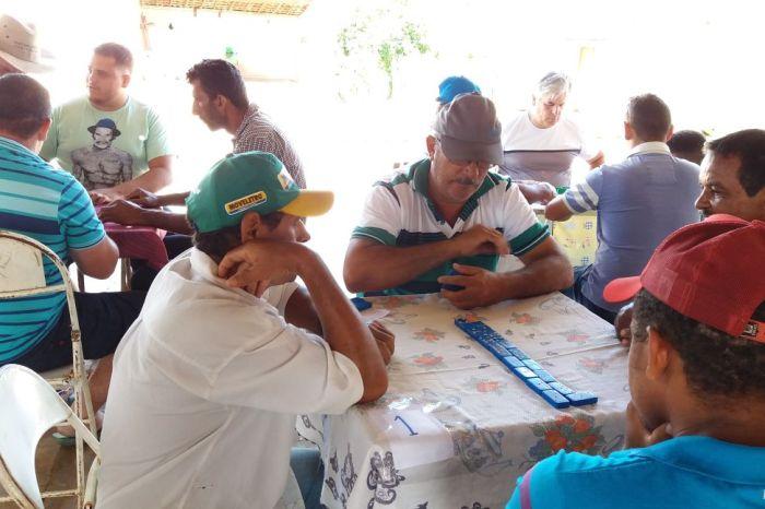 Cacimbinha tem finalistas do Campeonato Monteirense de Dominó