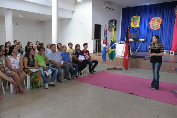 Abertura da Semana Pedagógica em Monteiro é marcada por posse de novos concursados