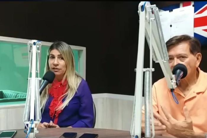 Edna Henrique confirma pré-candidatura a deputada federal e diz que será prefeita de todos os paraibanos
