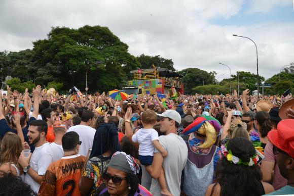 Paraibana e pernambucano levam milhares ao Ibirapuera em SP