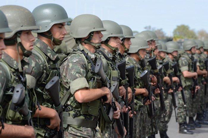 Exército PB fiscaliza comércio ilegal de armas na PB