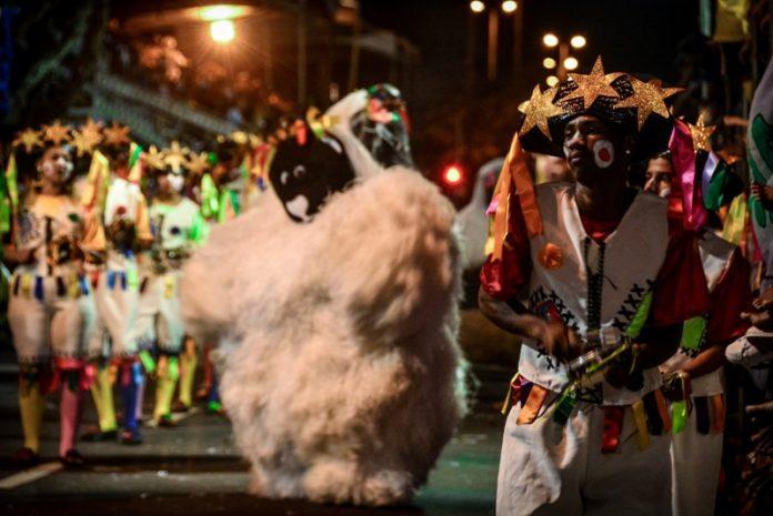 Malandros do Morro vence Carnaval Tradição de João Pessoa