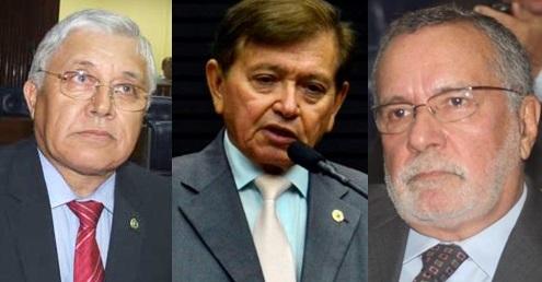 João Henrique diz que convidou Batinga e Quintans para disputar cargo de deputado federal