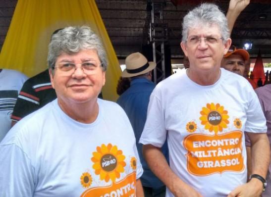 Zé Bento, ex-prefeito da cidade de Soledade, reúne esquerdas para apoiar João Azevedo