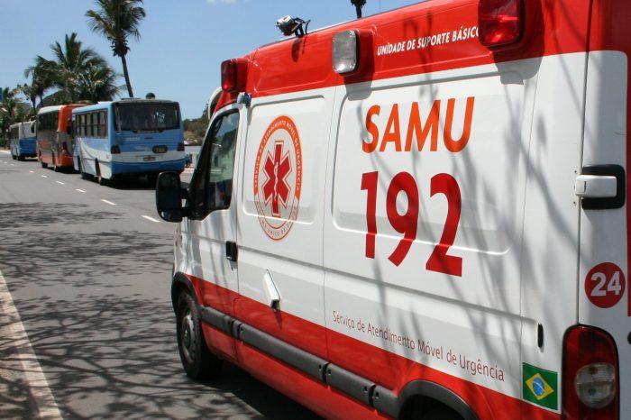 Cidade do Cariri pode perder serviço do SAMU por ambulância quebrada há 3 anos