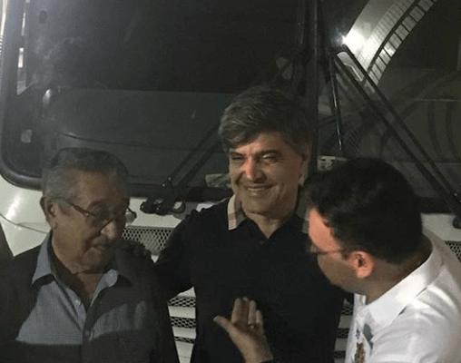 Maranhão reafirma possibilidade de ter Wellington Roberto como aliado