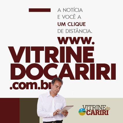 Pioneiro no jornalismo eletrônico do Cariri, VITRINE DO CARIRI estreia novo layout