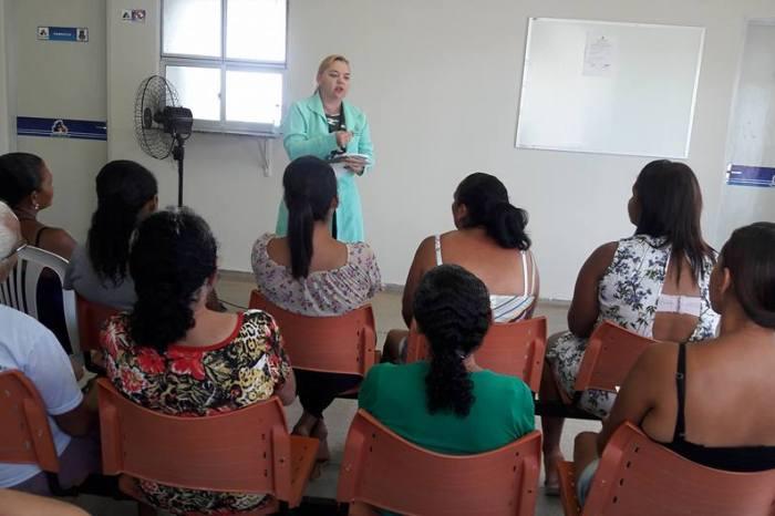 Secretarias de Saúde e Assistência Social de Sumé comemoram Dia da Mulher