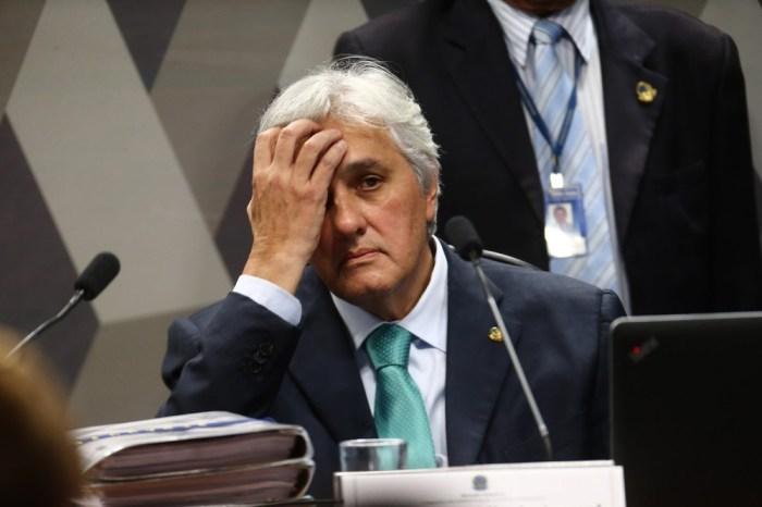Ex-senador Delcídio do Amaral vira réu na Lava Jato