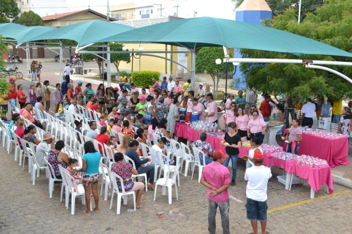 Prefeitura de Monteiro promove café da manhã para mulheres da zona rural