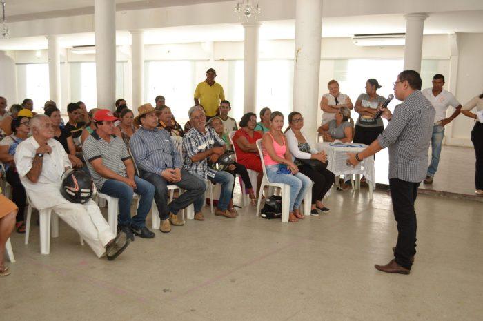 CAPS I de Monteiro realiza primeira reunião do ano com familiares e usuários