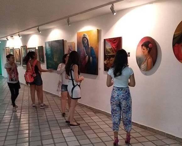 Teatro de CG divulga artistas e exposições de sua galeria este ano