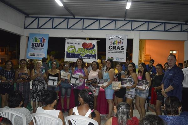 Prefeitura de Gurjão realiza atividades em alusão ao Dia Internacional da Mulher