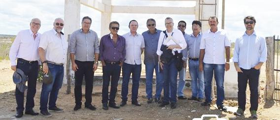 Gurjão receberá projeto piloto em parceria com a FUNASA e Universidade de Milão