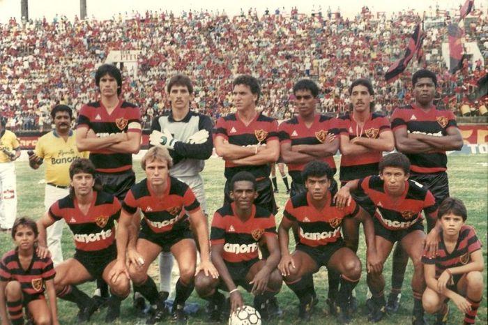 Após 30 anos Sport é consagrado campeão brasileiro de 1987