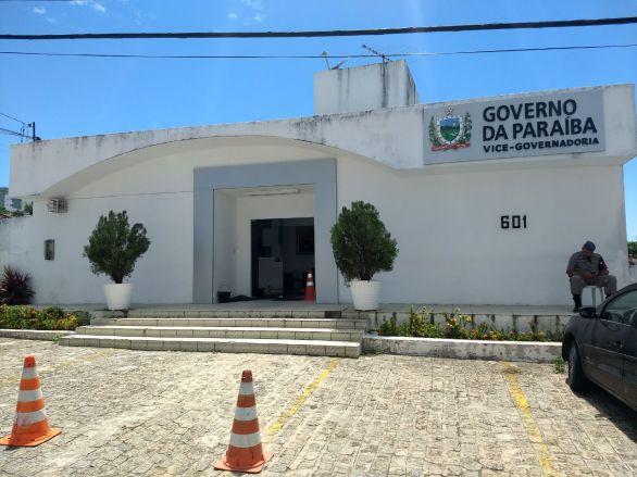 Vice-governadoria é alvo de tiro na manhã desta quinta-feira
