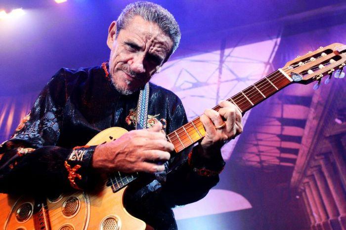 Zé Ramalho comemora 40 anos de carreira com show em JP