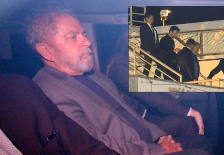 RC e outros governadores do NE devem visitar Lula na prisão