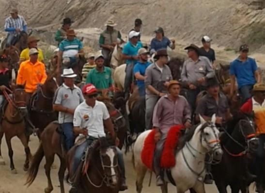 Monteiro será sede da 12ª Cavalgada neste sábado e domingo