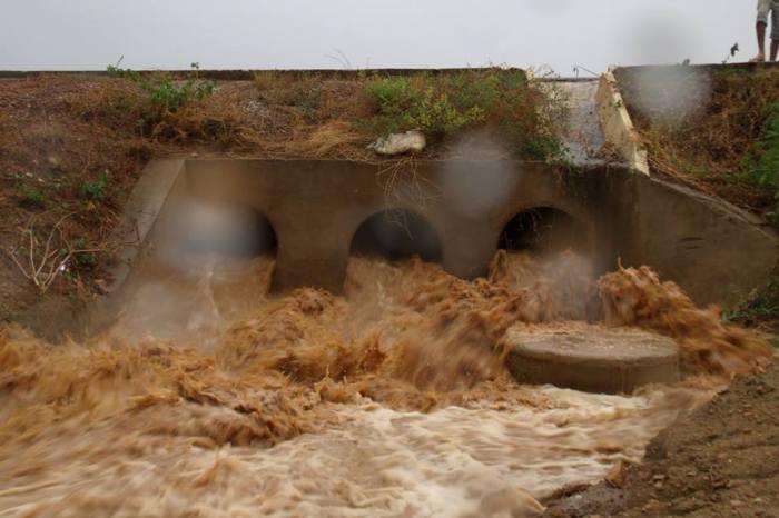 Chove forte no Cariri e São José dos Cordeiros registra 144 milímetros
