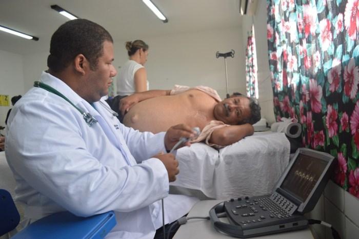 Prefeitura de Sumé e Caravana Saúde Brasil realizam atendimentos no município