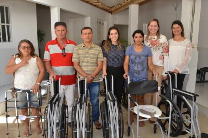 Cidadãos monteirenses com necessidades especiais recebem apoio do município