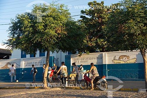 Uma das escolas mais antigas de Monteiro se perde no descaso do Governo Estadual