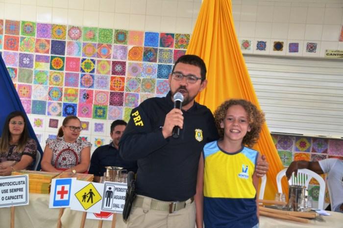 FERTAN 2018 tem seu início na cidade de Monteiro e contempla três escolas Municipais