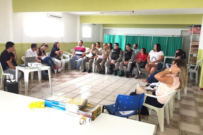 Atividades marcam criação da Agenda Integrada de Educação para o Trânsito do Cariri 2018