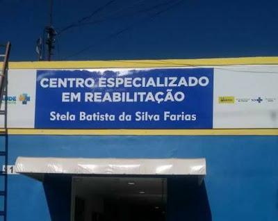 Centro Especializado em Reabilitação em Monteiro recebe alunos da cidade da Prata